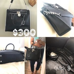 Michael Kors tote/purse with NWT wallet